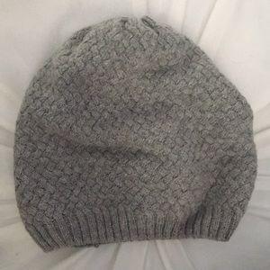 LOFT Grey winter hat